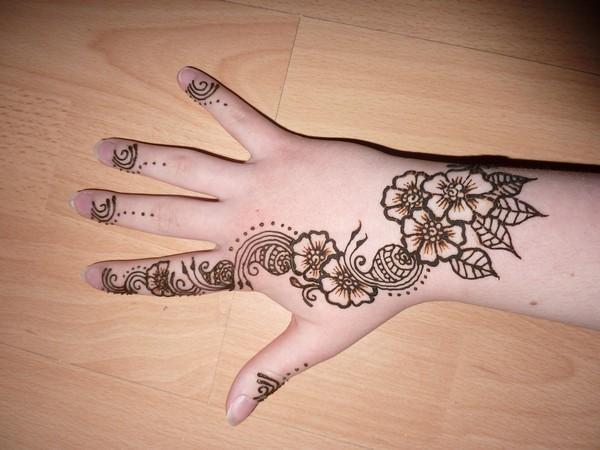 Tattoo Ideas Free Tattoo Ideas Henna Flower